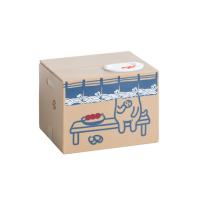 儿童日式卡通储蓄罐(网易严选)